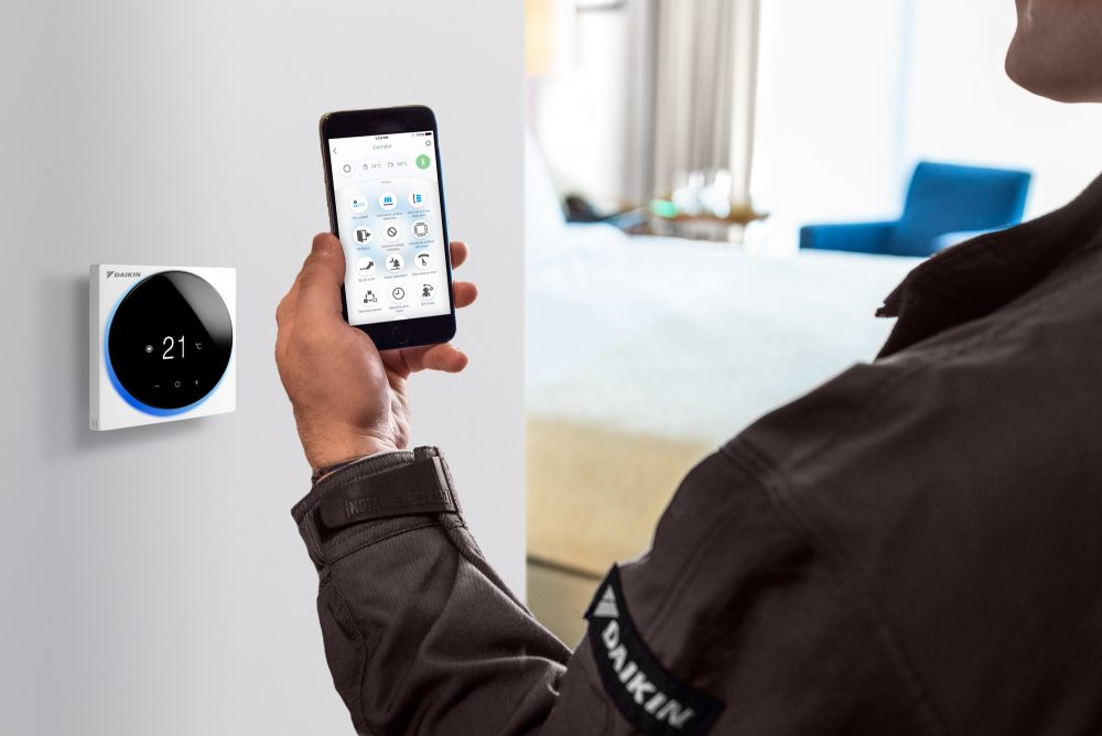 Residential controller app